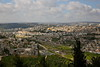 IL 6976  View of Old City from Hebrew University of Jerusalem, Mount Scopus