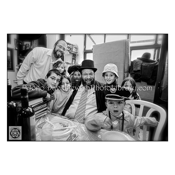 Purim  Har Nof, Jerusalem, Israel