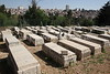 ISRAEL, Jerusalem: First Old Jerusalem Cemetery. (2.2010) :