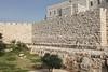 IL 3516  City walls near Jaffa Gate