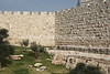 IL 3517  City walls near Jaffa Gate