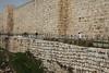 IL 3511  City walls near Jaffa Gate