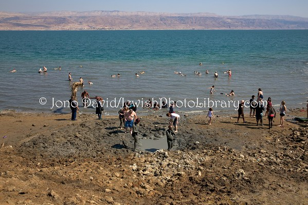 ISRAEL, Dead Sea,  Kalia Beach (3.2016)