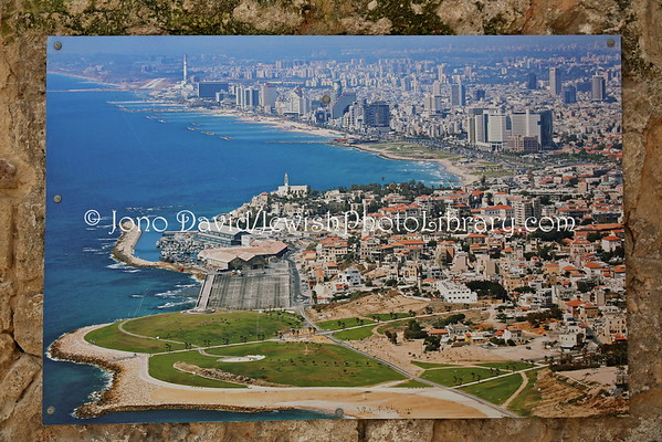 ISRAEL, Jaffa (Yafo). Miscellaneous (3.2015)