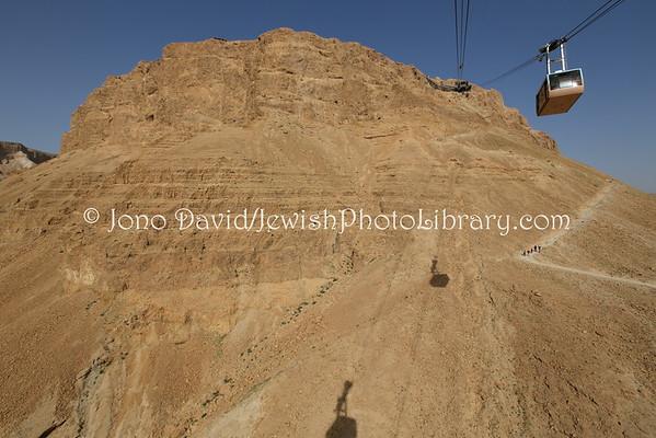ISRAEL, Masada. Masada (3.2015)