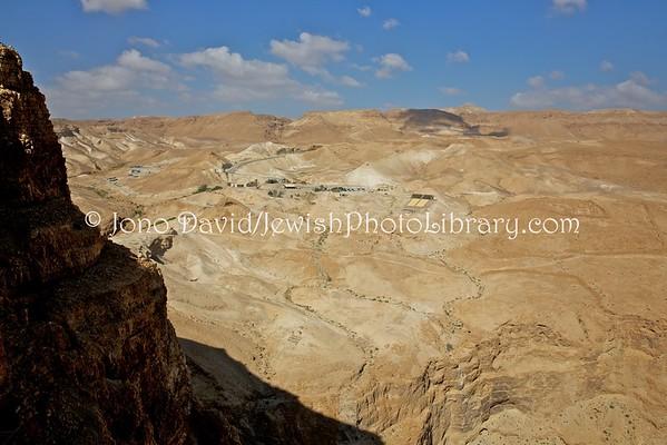 ISRAEL, Masada. Masada (3.2016)