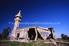 ME 1309  Destroyed mosque, Golan Heights