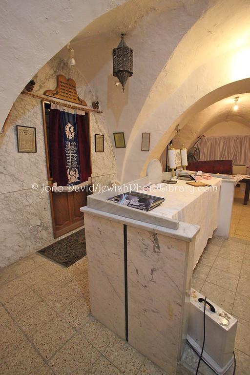 ISRAEL, Yafo (Tel Aviv). Old Libyan Synagogue. (3.2012)