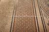 IL 1267  Mosaic floor, bath house