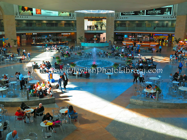 ISRAEL, Lod. Ben-Gurion International Airport, aka Tel Aviv International Airport (3.2012; 9.2014; 8.2016 Chabad)