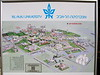 IL 5259  Tel Aviv University, campus map