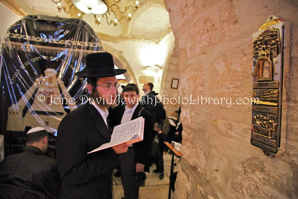 WEST BANK, Bethlehem Municipality. Rachel's Tomb. (3.2012)