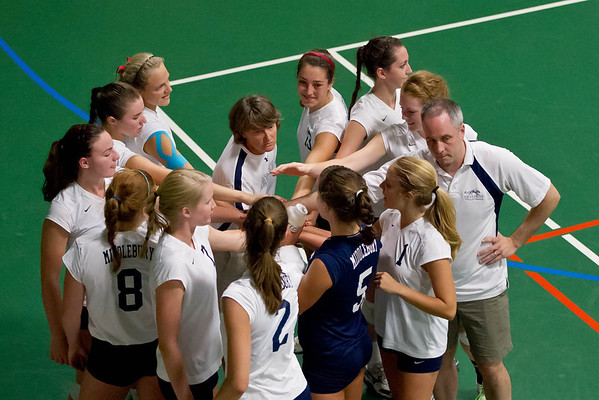 MIDD Volleyball 2012