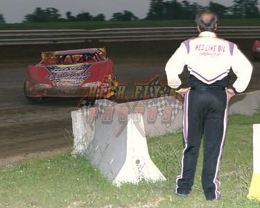 IMG_8085 Dad watchin ' Jr   race