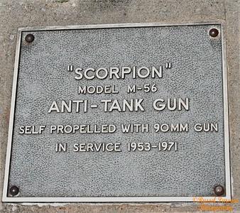 M-56 Scorpion Tank Destroyer