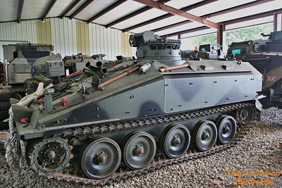 British Personnel Carrier - Private Collection Tulsa, Oklahoma