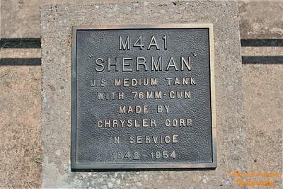 M-4A1 Sherman U.S. Medium Tank