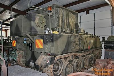 Tank - Private Collection Tulsa, Oklahoma