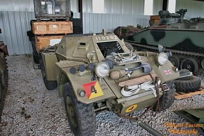 British Scout Car - Private Collection Tulsa, Oklahoma