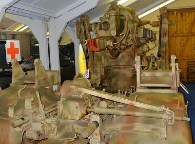 88mm FLAK 37 at THE MUCKLEBOROUGH COLLECTION