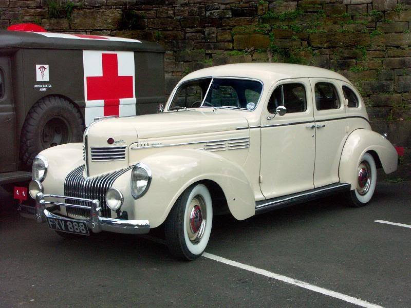 FXV 888 CHRYSLER 1939