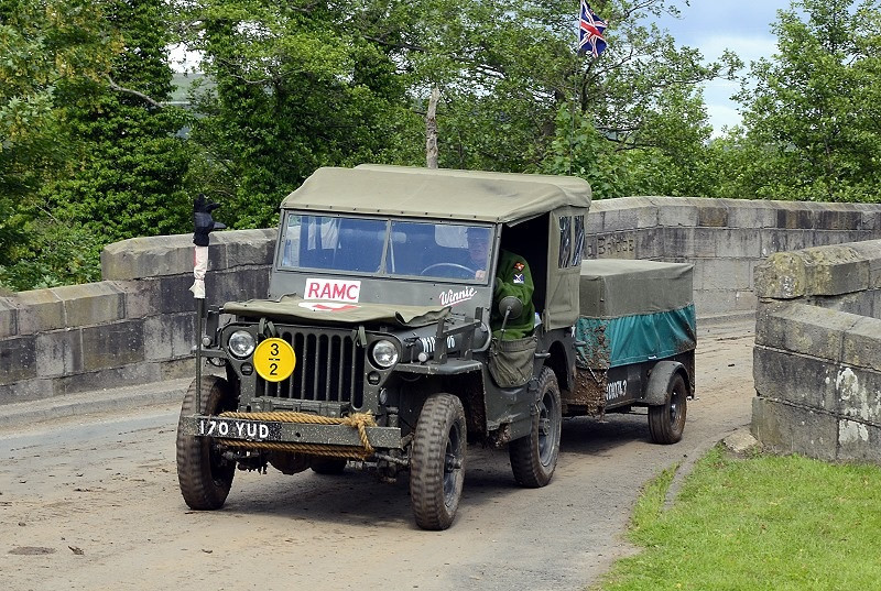 170 YUD WILLYS 1945