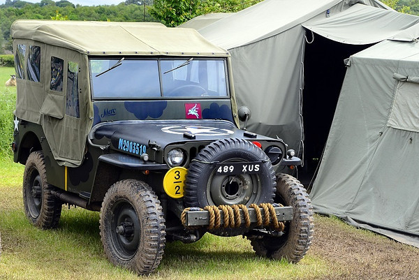 489 XUS FORD JEEP 1942