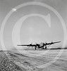 Consolidated B-24 Liberator bomber of the U.S. Army 9th Air Force at their base somewhere in Libya April  1943