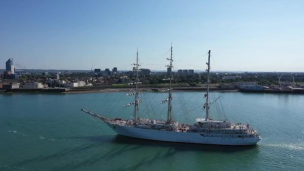 Tall Ship El Mellah