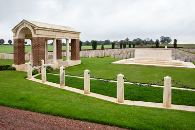 Bancourt Cemetery