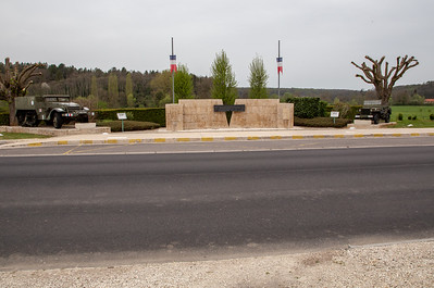 Free French Divisons Meeting Point