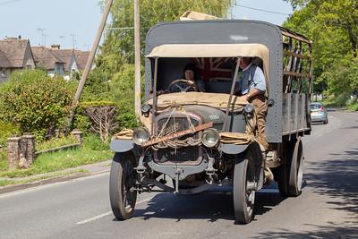 SV9136 1916 Saurer B Type
