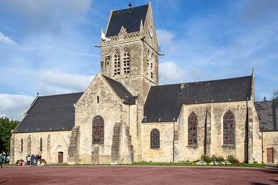 Ste. Mère-Égkise Church