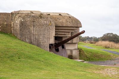 Longues-sur-Mer Battery
