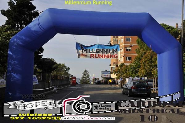 MILLENIUM RUNNING-MARCHESE