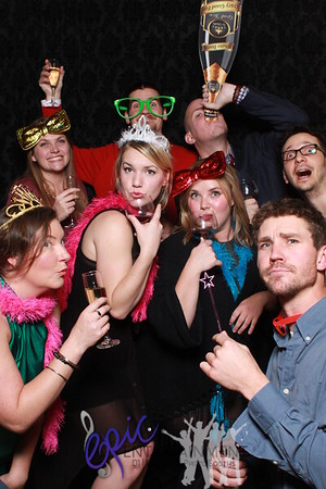 MINDBODY Customer Service Winter Party 2016