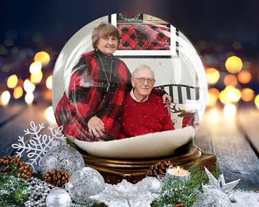 Grandparents Globe