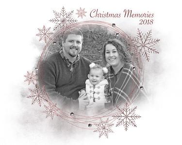 Christmas Memories 8x10