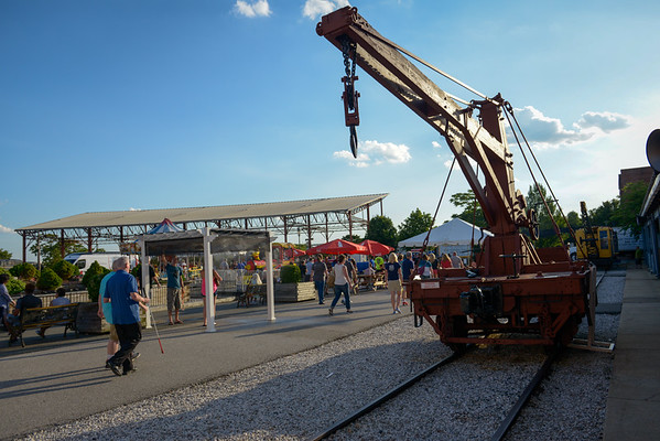 Evening Event - B&O Railroad Museum