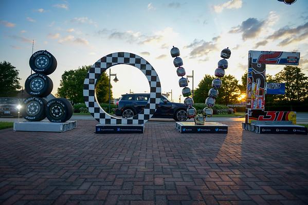Rise and Shine - Richmond International Speedway