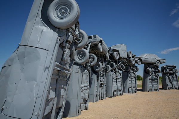 Surprise and Delight - Carhenge