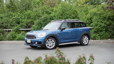 2017 MINI Cooper S Countryman ALL4 Parked Reel