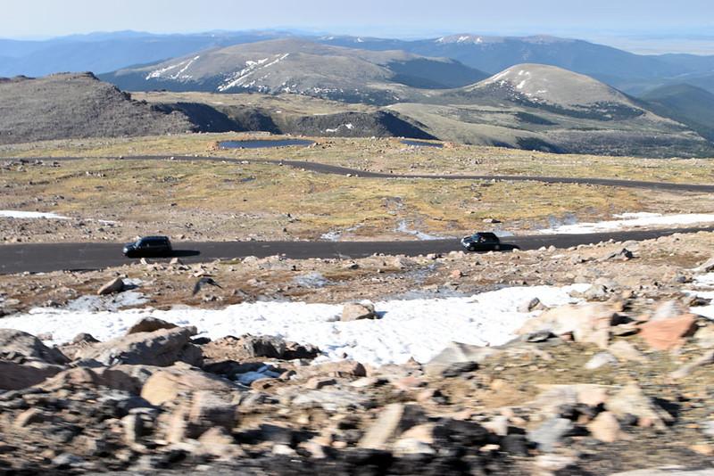 Mount Evans Scenic Byway