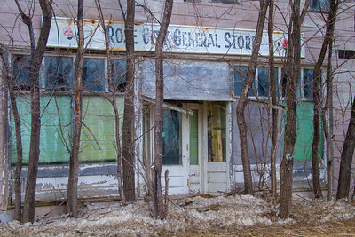 abandoned Rose City General Store Rose City MN Douglas County MN  IMG_3358