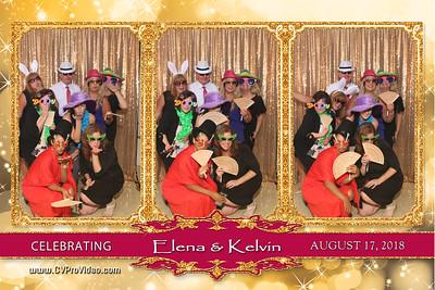 ELENA AND KELVIN 8-17-18