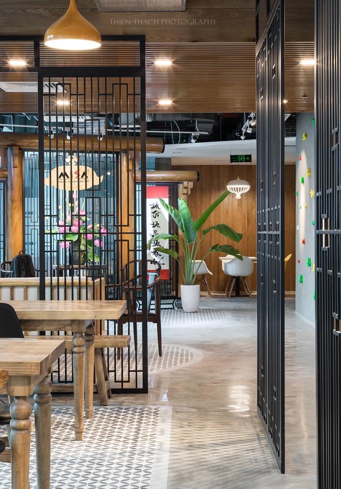 MISA Hanoi Office - VG Design JSC