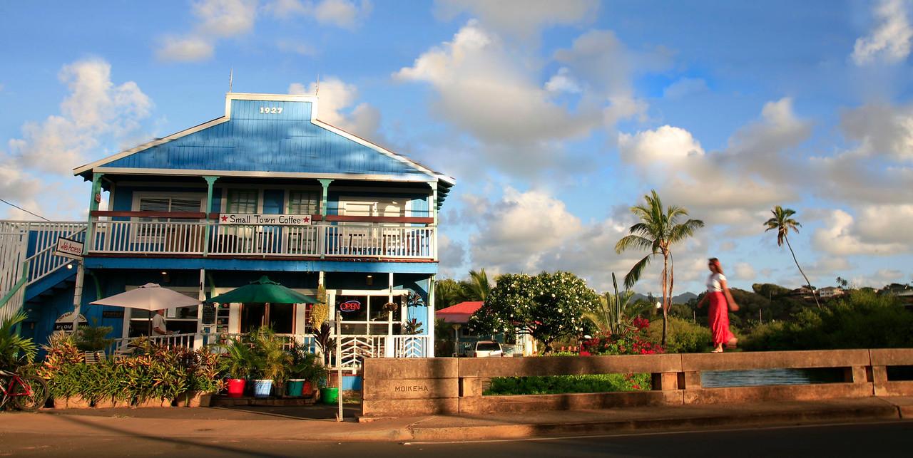Small Town Coffee, Kauai