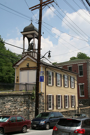 ELLICOTT CITY MARYLAND FIRE MUSEUM