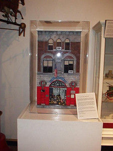 MODEL OF 55 ENGINE'S HOUSE