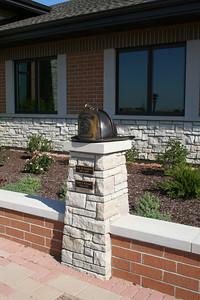 LOCKPORT FPD MEMORIAL AT STATION 6